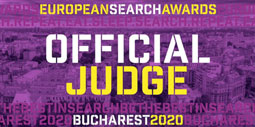 European Search Awards Official Judge